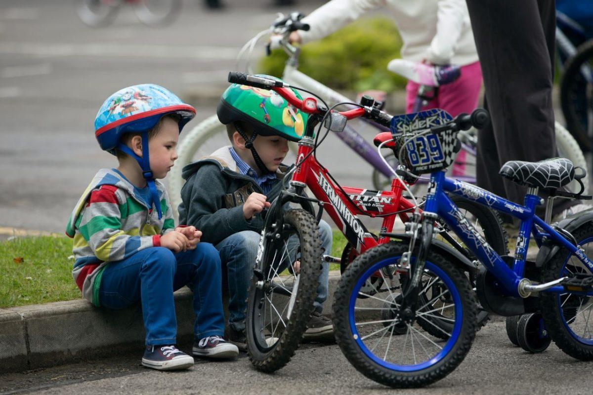 rower do wzrostu dziecka